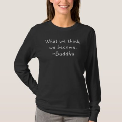 What we think Buddha Women's Tee