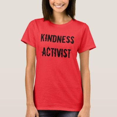 Kindness Activist Women's Tee