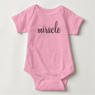 miracle baby One-piece